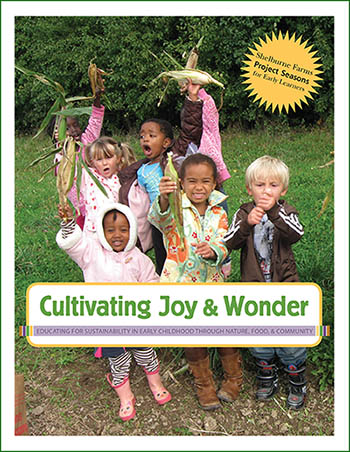 Cultivating Joy and Wonder Book Cover