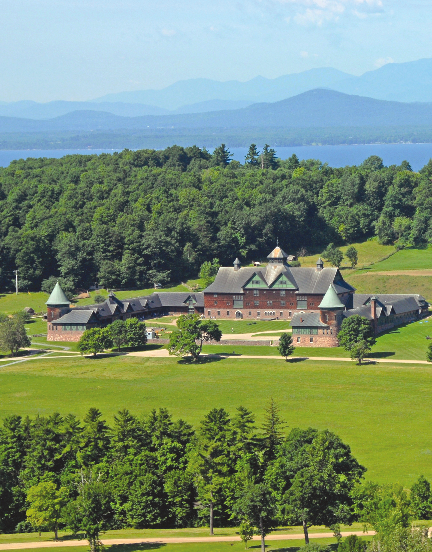Rooms: The Polohouse: Vermont Views