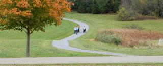 Walking Trails open year-round