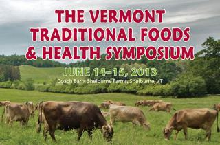 VT Traditional Foods and Health Symposium, June 14-15