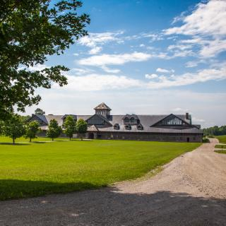 breeding barn