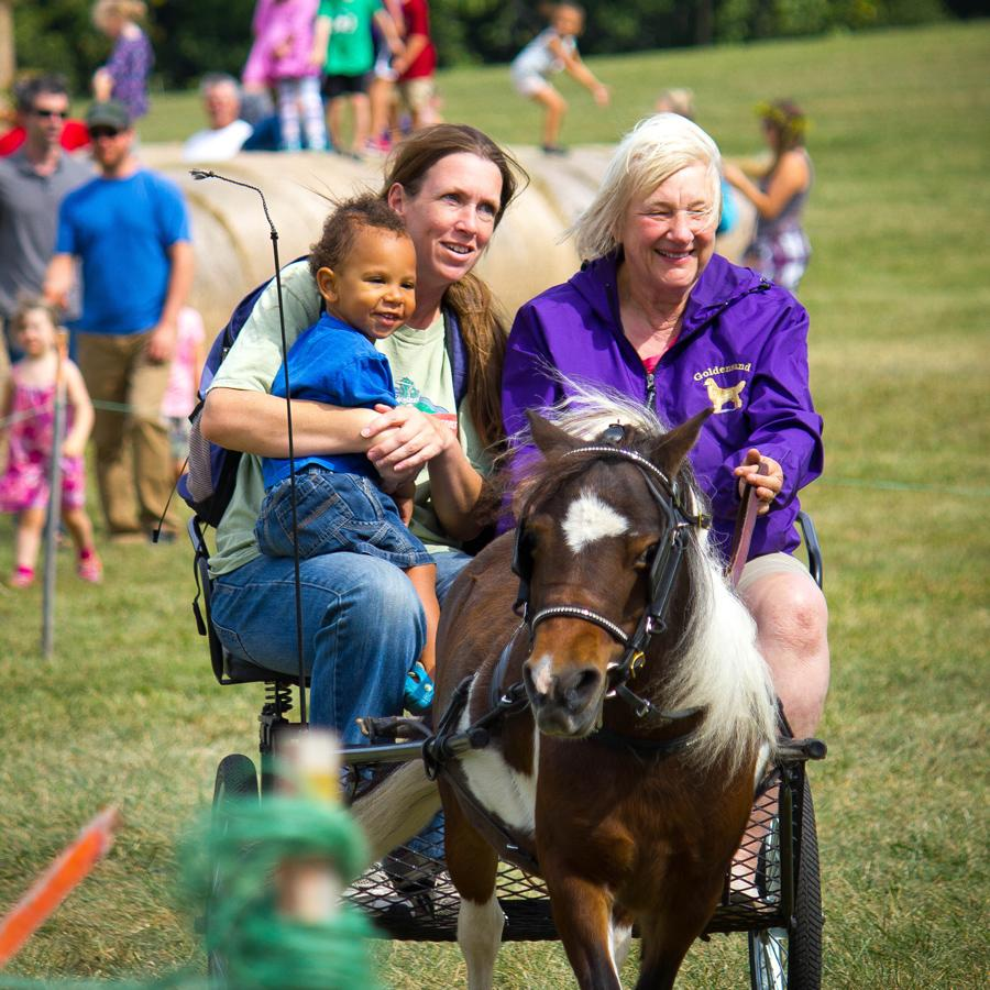 40th Annual Harvest Festival | Shelburne Farms