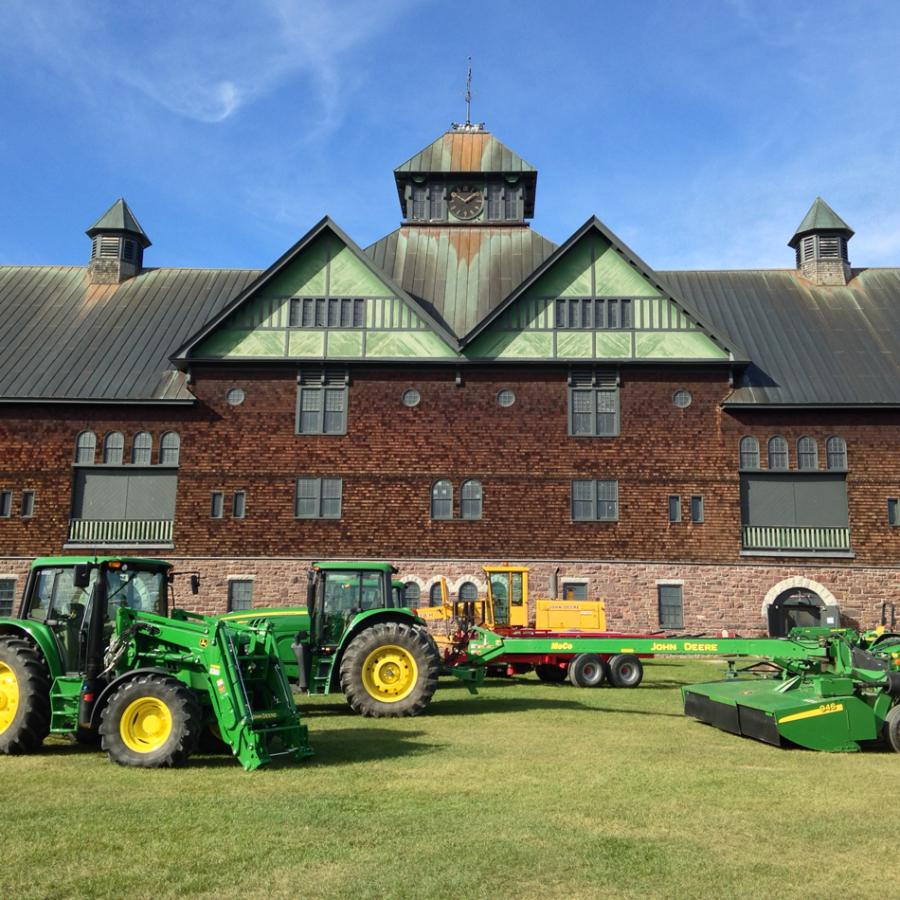 Terrific Tractors & Other Cool Machines